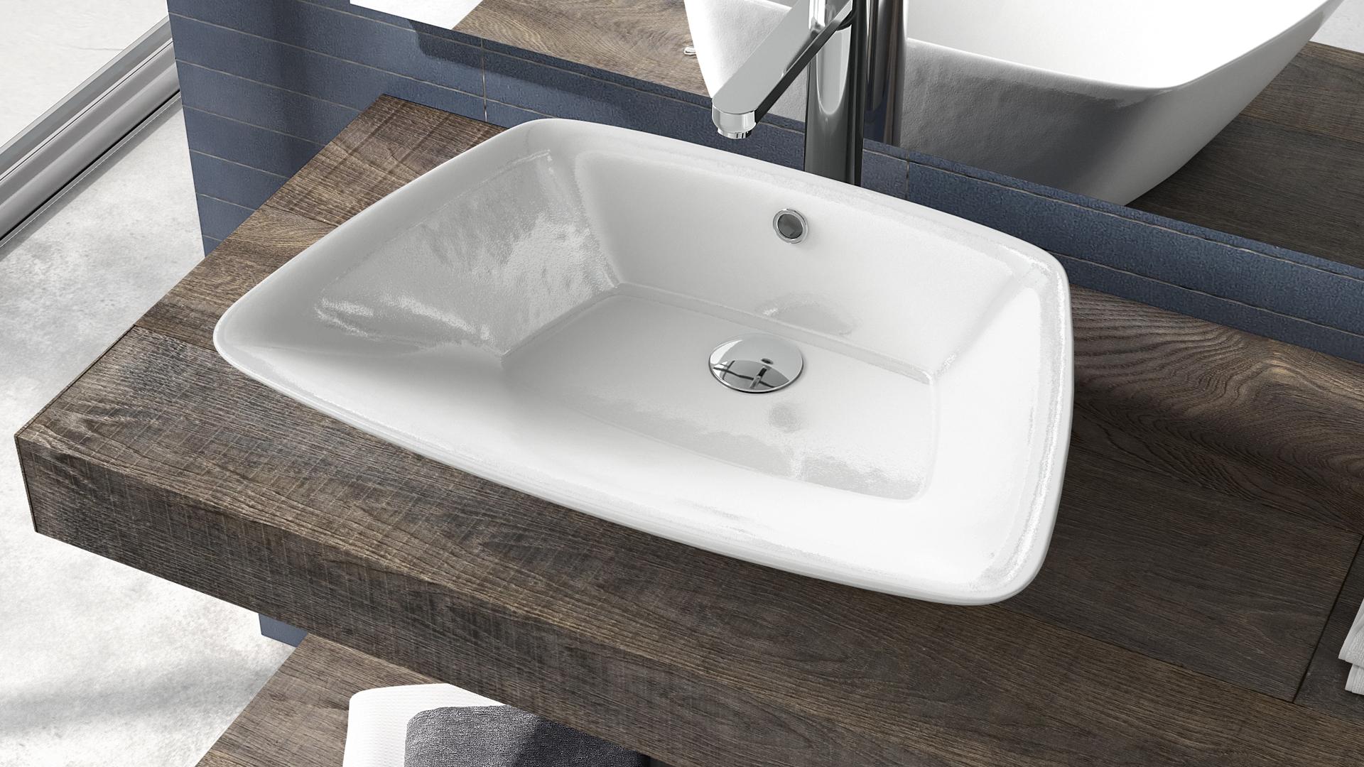 Pulizia del lavandino in ceramica: guida passo passo