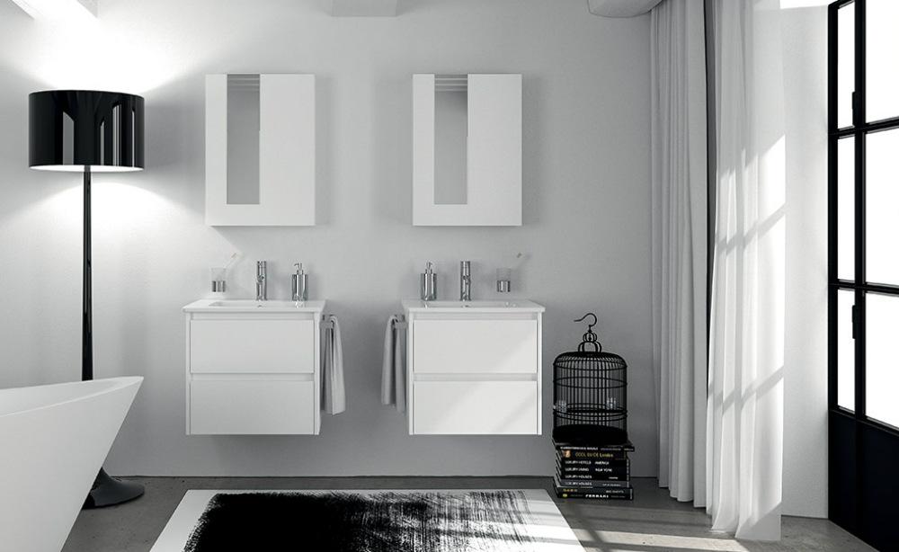 Soluzioni per arredare un bagno piccolo