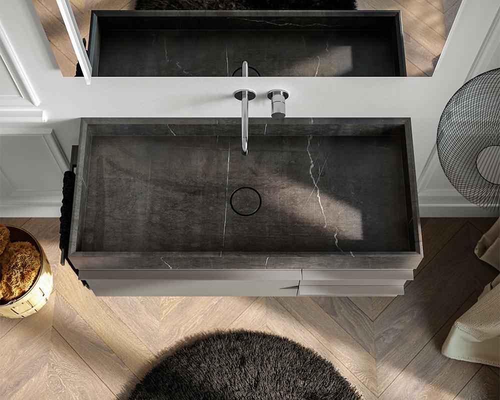 Piani Lavabo Bagno In Pietra.Quale Materiale Scegliere Per Il Top Del Bagno Berloni Bagno